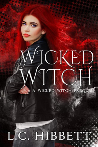 Wicked Witch  by LC Hibbett