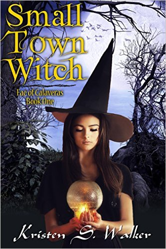 Small Town Witch by Kristen S. Walker