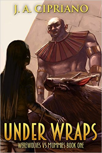 Under Wraps by J.A. Cipriano