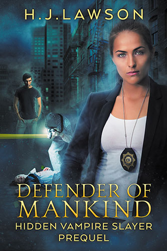 Defender of Mankind by H.J. Lawson