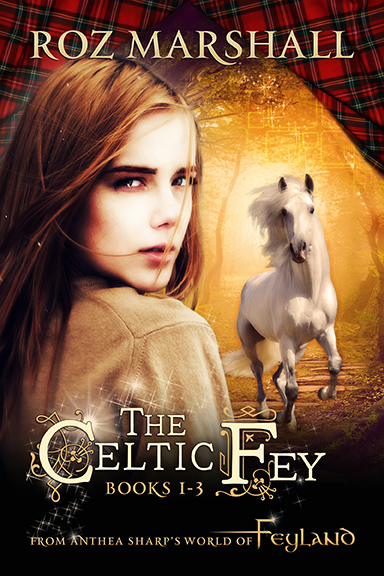 The Celtic Fey cover