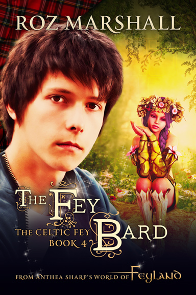 The Fey Bard cover